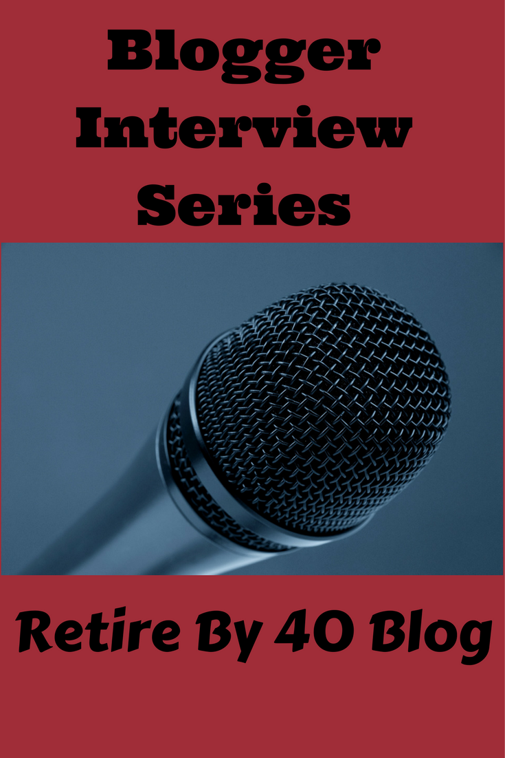 Interview Series - Retire By 40 Blog Debt Discipline - Gretchen form Retire By 40 Blog joins the Interview series of fellow personal finance bloggers.