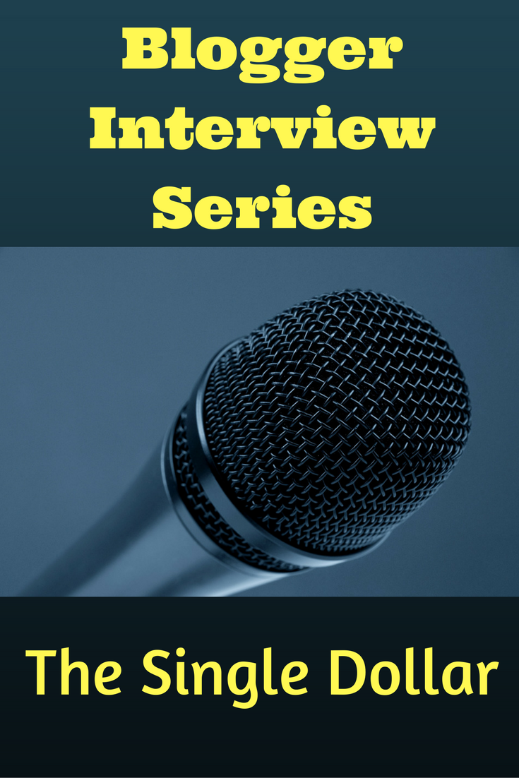Interview Series: The Single Dollar - Debt Discipline - The twenty Second in a series of Personal Finance blogger interview
