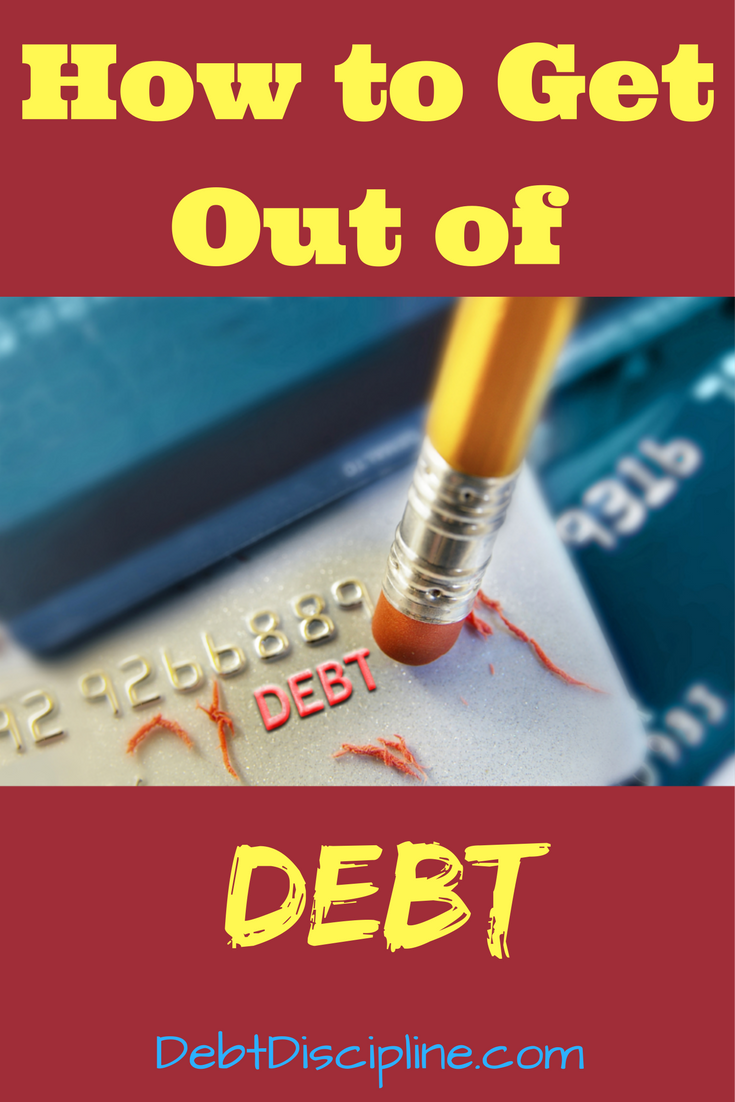 A step by step guide on how you can get out of Debt and build wealth.