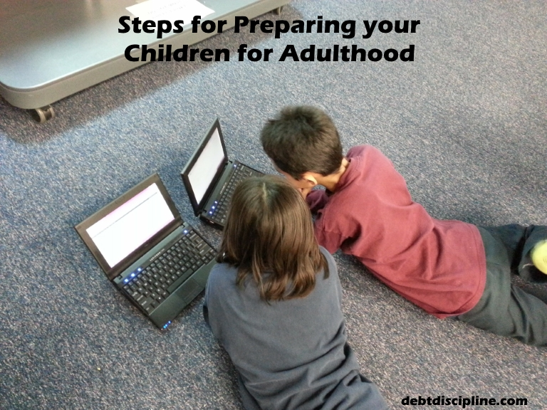 preparando seus filhos