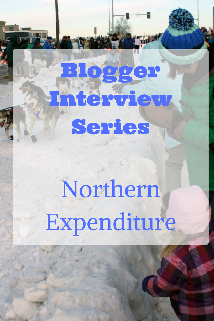 Interview Series: Northern Expenditure - Debt Discipline - the forty-ninth in a series of interviews with fellow personal finance bloggers.