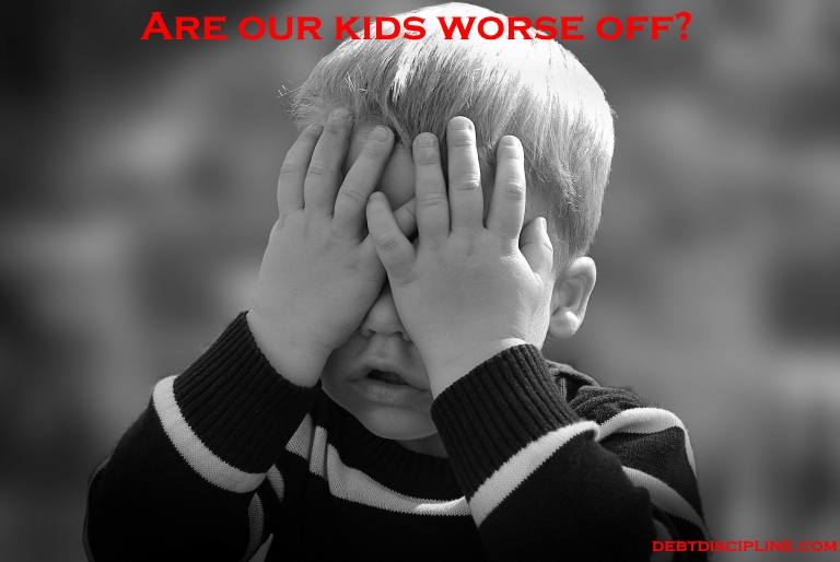 kids worse off