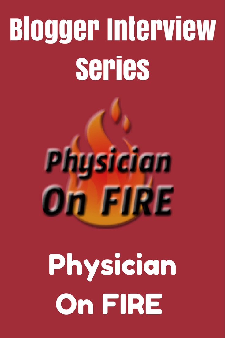 Interview Series: Physician On FIRE - Debt Discipline - Interviews with fellow personal finance bloggers.