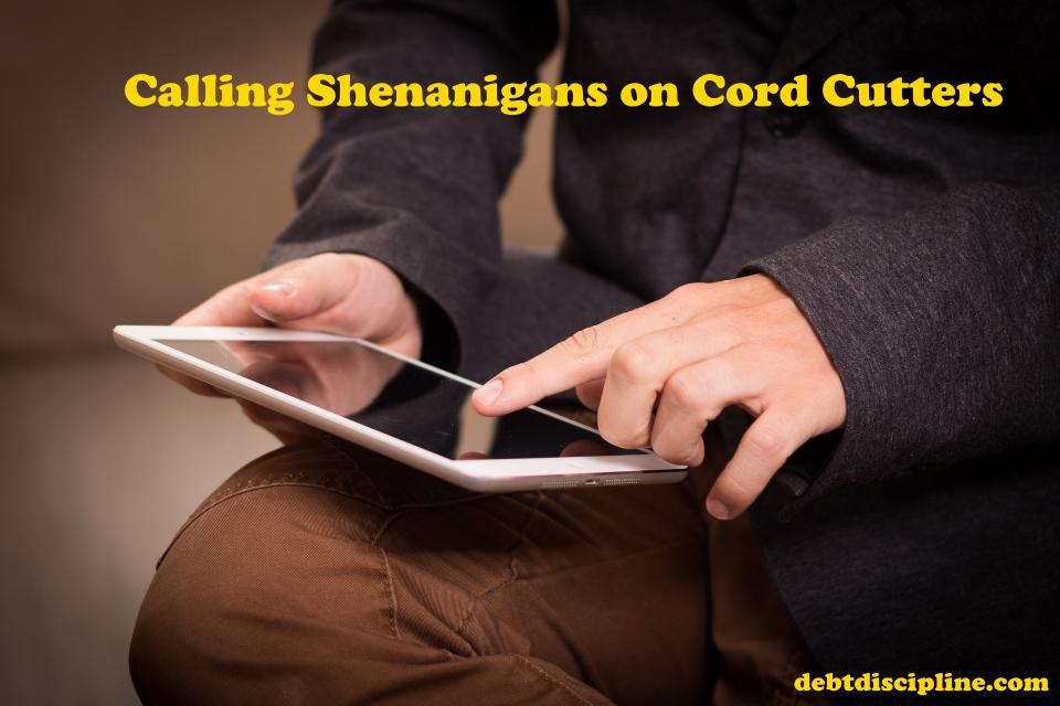 cord cutters