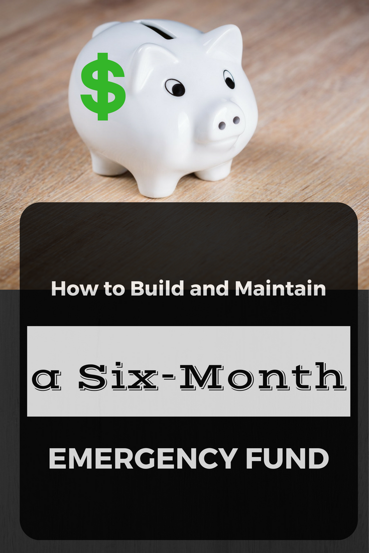 How to Build and Maintain a Six-Month Emergency Fund - Debt Discipline - Tips on how to build and keep a cash savings.