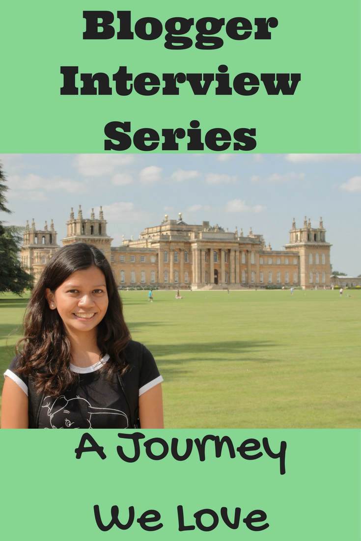 Interview Series: A Journey We Love - Debt Discipline - Ruby from A Journey We Love is the latest blogger to join my interview series.
