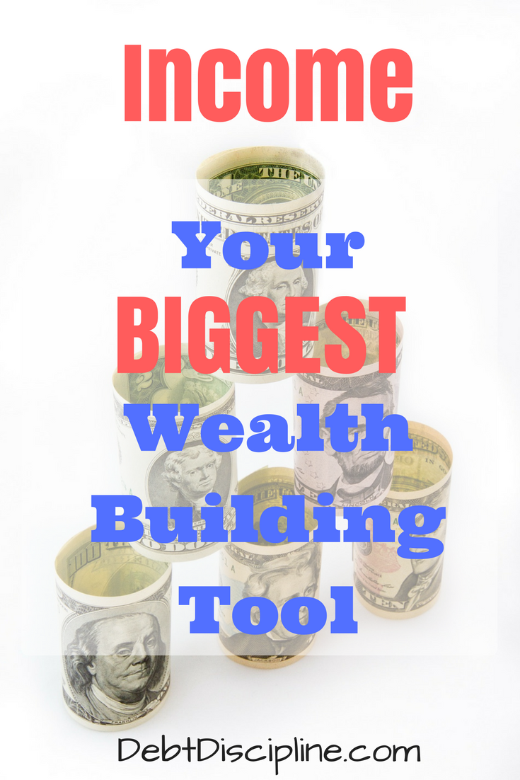 Income: Are you Being Underpaid - Debt Discipline - Your income is your biggest wealth building tool. How does your salary and company stack up?