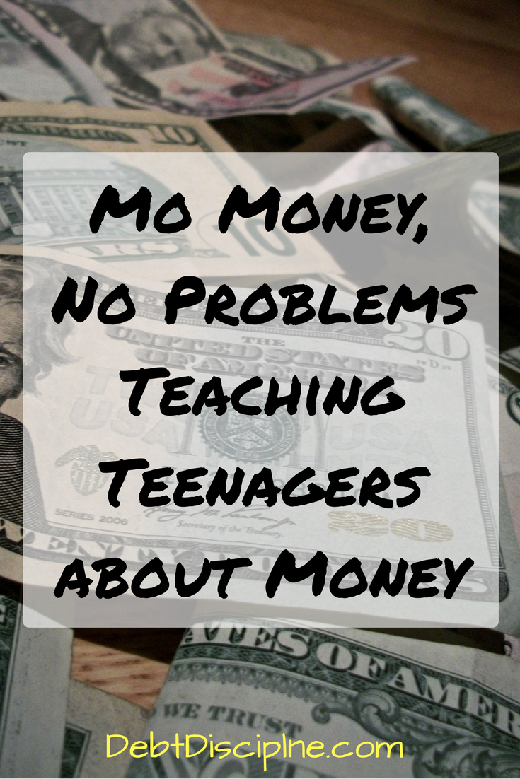 Mo Money, No Problems - Debt Discipline - Financial Literacy is an area lacking in our public schools, we are trying to change that one seminar at a time.