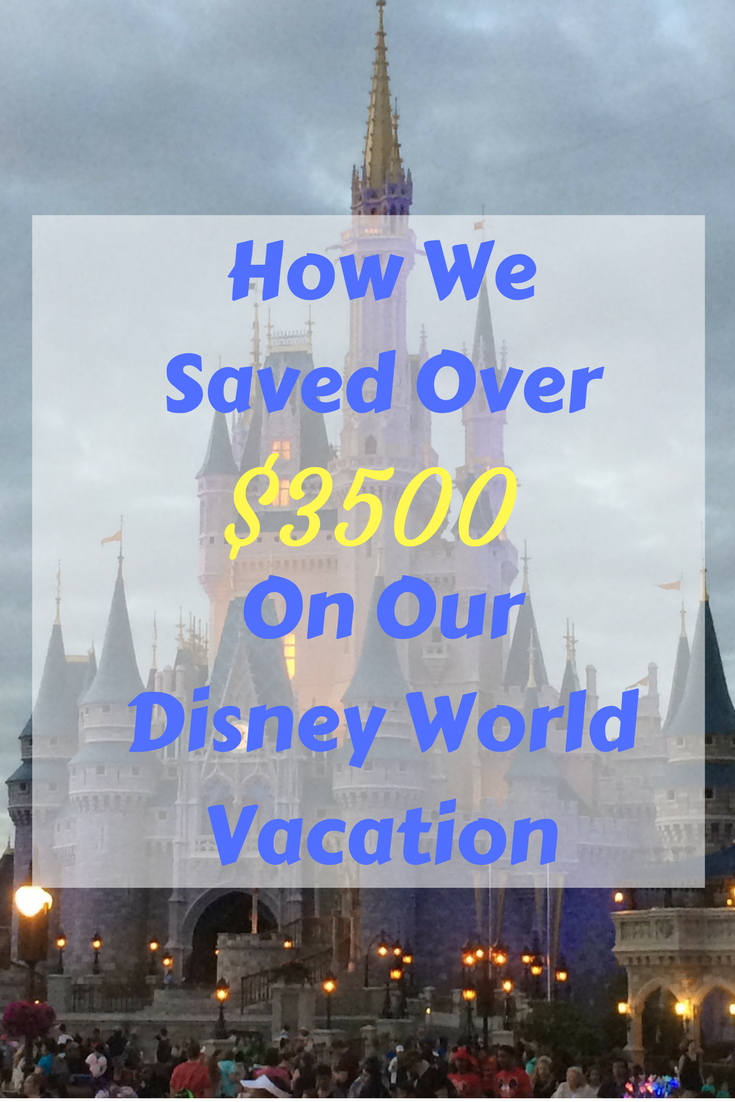 How We Saved on Our Trip to Disney World - Debt Discipline - Tips on how to save money when planning a trip to Disney World.