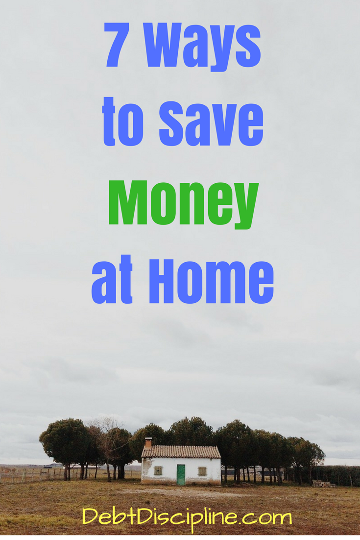 Tips to help cut expenses around your house.