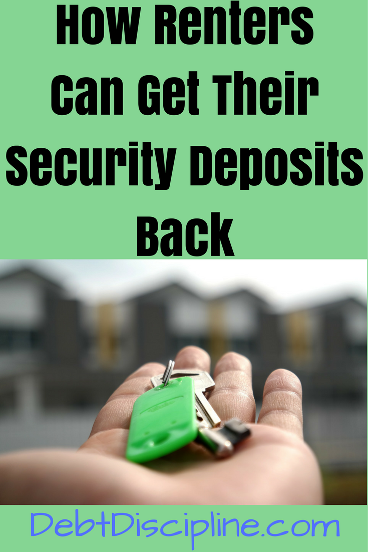 Tips to help renters retain their security deposits when moving out of a rental.