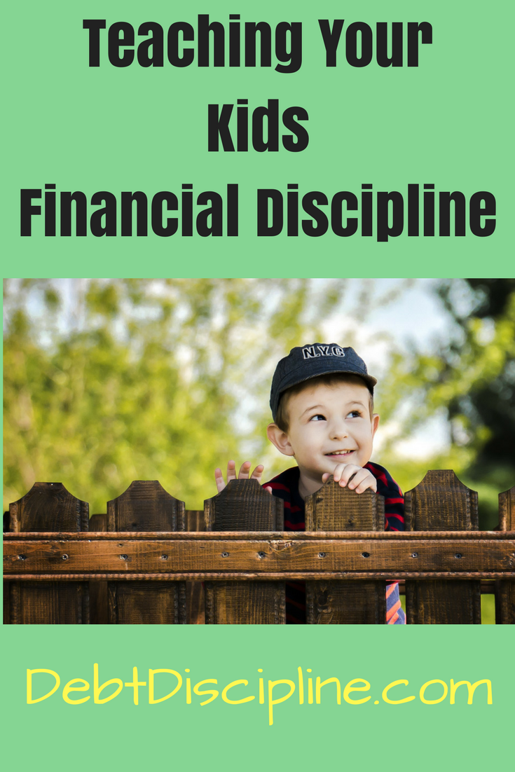 Teaching your kids financial discipline is an important step to help prepare them for their own financial futures and just might teach you a thing or two.